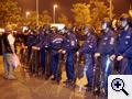 Az évfordulós tüntetés képei