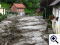 Áradások Szlovéniában