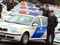 Százhetven új Skoda rendőrkézen