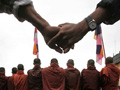 Buddhista tüntetés