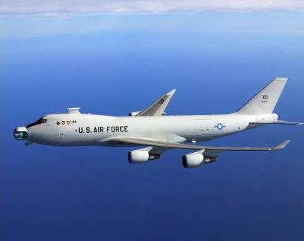 Index - Tudomány - Lézerfegyveres óriásgépet fejleszt a Boeing 67862a9510