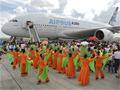Az Airbus A380 első járata