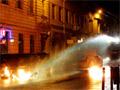 Molotov-koktél a belvárosban