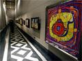 Hundertwasser a Szépművészetiben