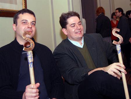 Bodoky Tamás és Bódis András