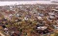 a p�ntekt�l vas�rnapig Burm�n (a katonai vezet�s Mianmarra keresztelte az orsz�got) v�gigs�pr� Nargis tr�pusi ciklonnak.