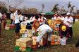 A legs�lyosabb vesztes�g az Irav�di foly� delt�j�t, az orsz�g legkiterjedtebb rizsterm� vid�k�t �rte.