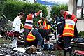 Vonat-busz baleset Franciaországban