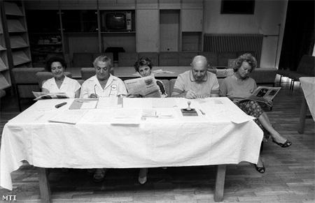 Unatkozik a választási bizottság