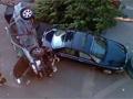 Felborult az NNYI Subaruja
