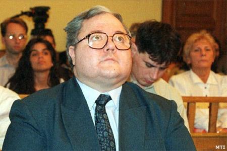 Zemplényi György a bíróságon
