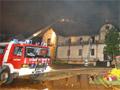 Megsemmisült a Hotel Balaton