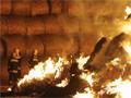 Több száz bála égett Zalában