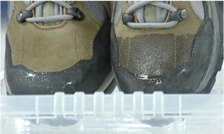 Index - Tudomány - Vízhatlan cipőt mutatnak be f05fed4fd0
