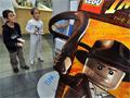 Lego-kiállítás Budapesten