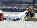Folyóba zuhant egy Airbus