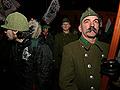 Szimpátiatüntetés Miskolcon