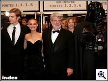 A sith-ek bosszúja Cannes-ban