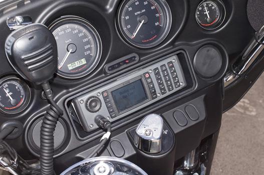 CB-rádió segíti a hatékony kommunikációt