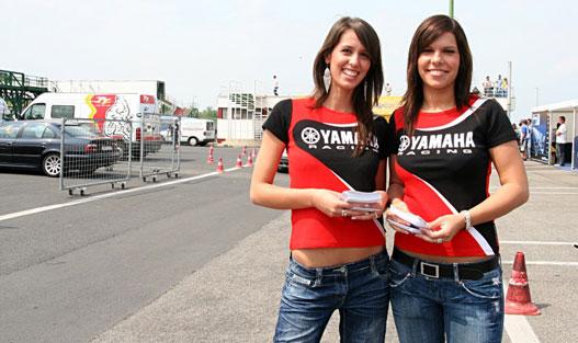 Én is szeretem a Yamahákat...
