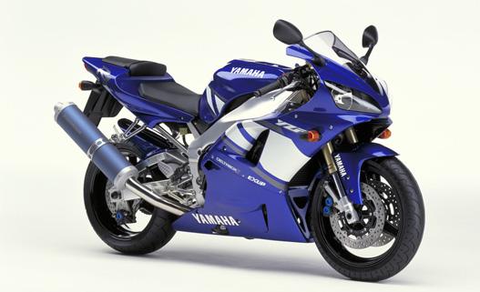Yamaha YZF-R1 2001