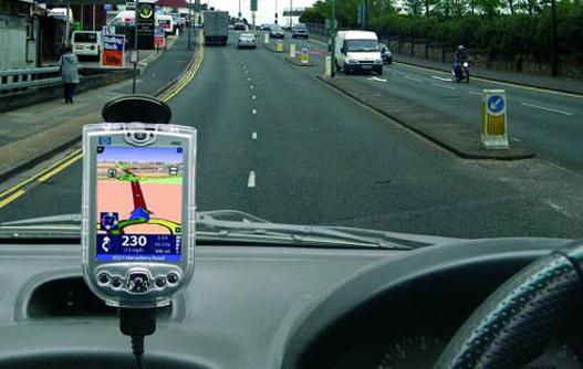 PDA-val is lehet navigálni
