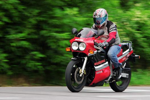 Huszonkét éves, de öröm vele a motorozás