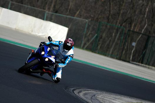 Tervezésénél felhasználták a MotoGP technikáját