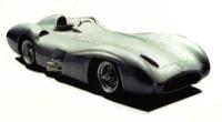 Mercedes-Benz W196 Typ Monza. Forrás: Aural Aura