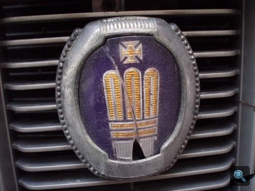 Toyota Crown logó. Fotó: Winkler Róbert