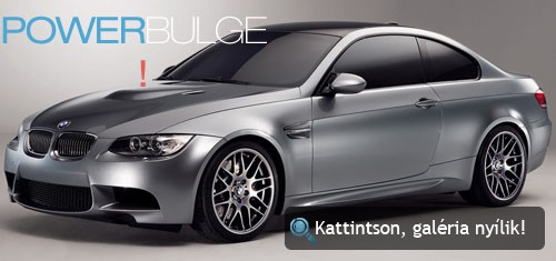 Az új BMW M3