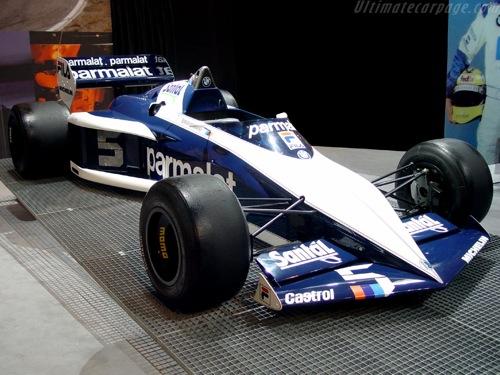 Brabham BT52. Forrás: Ultimatecarpage.com