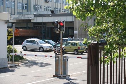 A Fővárosi Közlekedésügyi Felügyelet épülete