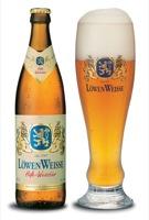 Egy üveg LöwenWeisse búzasör. Forrás: LöwenWeisse