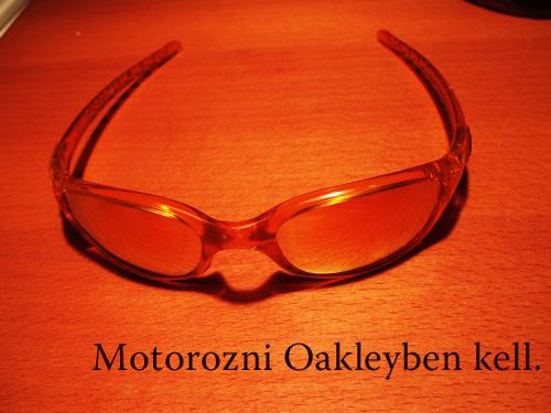 Az elveszett Oakley Five utóda