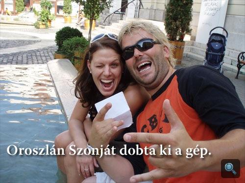 Winkler Róbert és Oroszlán Szonja próbálnak