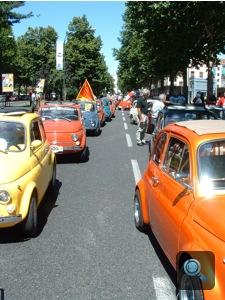 Rengeteg régi 500-as Fiat Torinóban