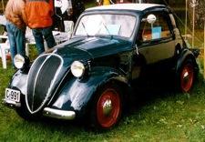Fiat Topolino. Forrás: Wikipedia
