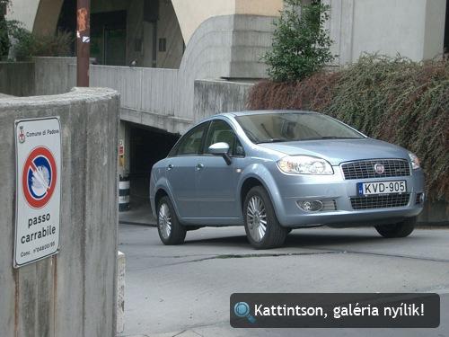 Fiat Linea. Fotó: Jermann Kálmán