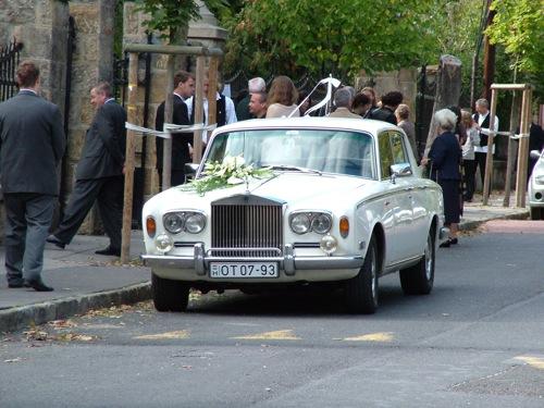 Rolls-Royce Silver Shadow elölről