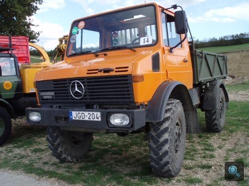 U1250 Unimog
