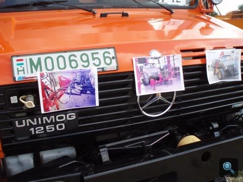 Eladó U1250 Unimog