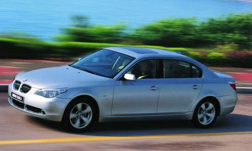 BMW 530 Li. Forrás: Business Week. Persze önmagában nem lenne érdekes,