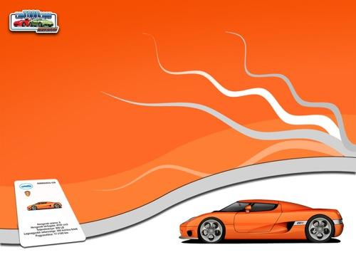 HVTM háttérkép Koenigsegg CCX-szel. Forrás: HVTM