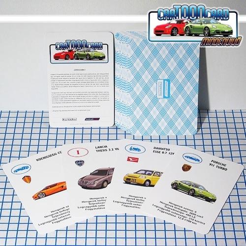 HVTM/Totalcar autós kártya. Forrás: Totalcar Áruház
