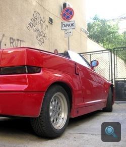Alfa Romeo RZ feneke