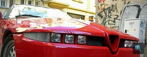 Alfa Romeo RZ orra