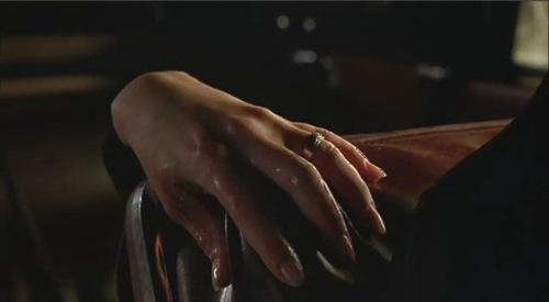 "Deborah Kara Unger mint Catherine Ballard David Cronenberg ""Karambol"" című filmjében"