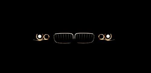 Második generációs BMW X5 szemből