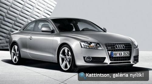 Audi A5. Fotó: Audi